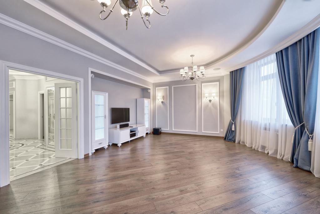 Ремонт квартиры под ключ: цены от 6000 р/м2 в Москве и